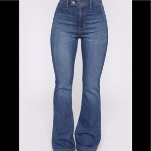 Denim - Flare Jeans